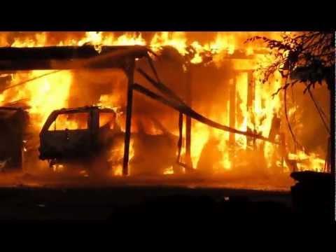 Ogden Utah House Fire 11-24-12