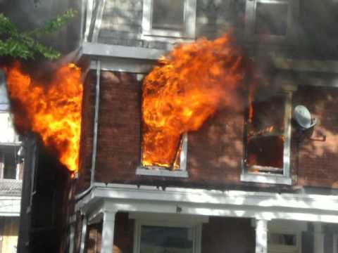 First-In Video: Harrisburg, PA Fire