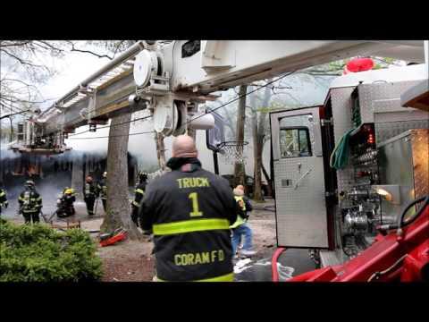 Long Island House Fire