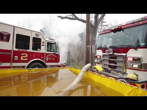 Perry County, PA House Fire