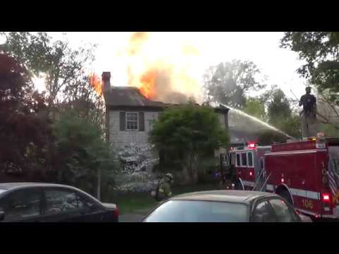 Northern Virginia House Fire