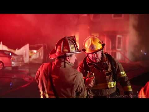 Easton, PA House Fire