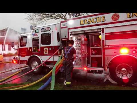Barrington Hills, IL House Fire
