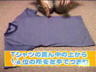 Fold a Shirt
