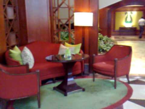 Imperial Sheraton Kuala Lumpur Hotel - The Hotel Lobby