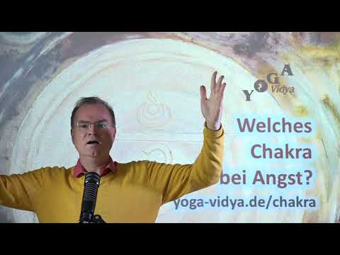 Welches Chakra bei Angst? - Frage an Sukadev