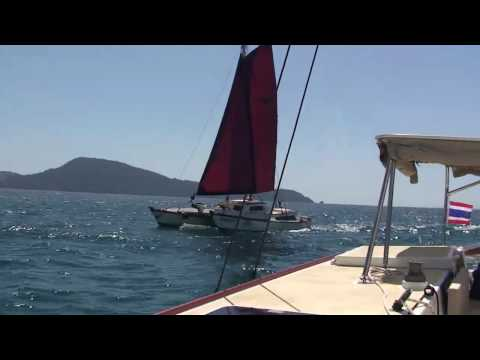 WDsailing with Busket - 2010 HD
