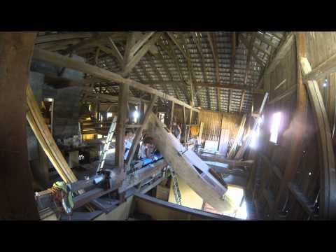 Moving Hulls of Tiki 21