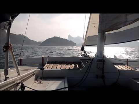 Catamarã Tikirio 2015 - Tiki 30 James Wharram