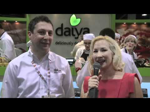Interview with Daiya Vegan Cheese at ExpoWest
