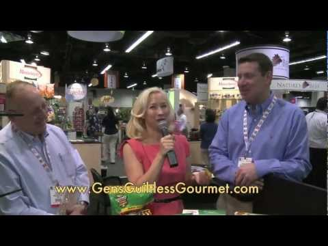 Talking to Manischewitz at the Natural Products Expo West