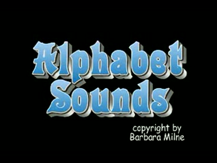 Alphabet Sounds