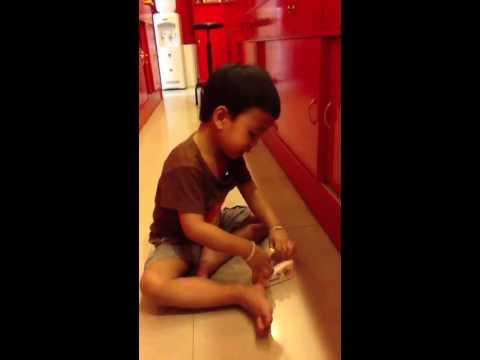 ได้เพลงจีนมาจากโรงเรียน