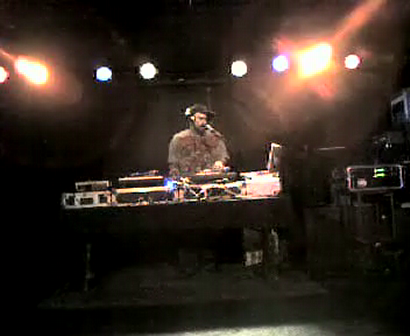 """M.C. WAR FLATTOP AT  THE ""LYRICAL FUSION  SOUTHPAW"" VIDEO TAPEING THA SHOW Pt.9"
