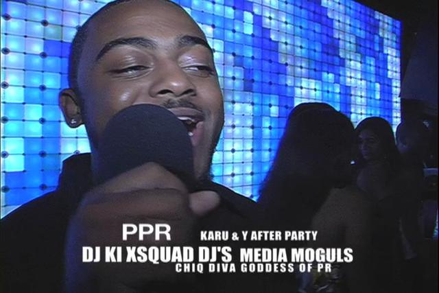 PPR 101 After Party @ Karu & Y Miami