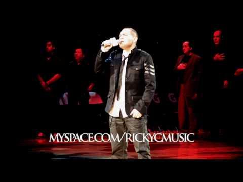 Ricky C sings the National Anthem at the Los Angeles Lakers versus Utah Jazz NBA Game