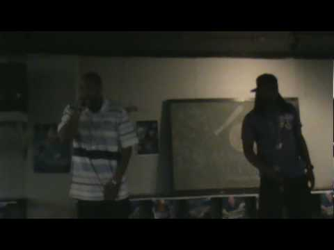"South Pound performing ""So Fresh"" Live @ Joe's"