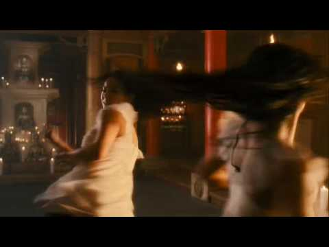 """DRAGONBALL EVOLUTION"" music video - ""Worked Up"""