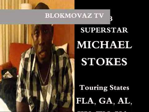 MICHAEL STOKES ACAPELLA IN KENTUCKY + 2010 PERFORMANCE