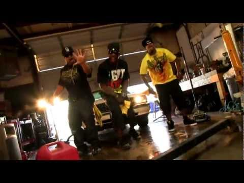 SoundChild Crew - Cadillac Pimpin (Video)