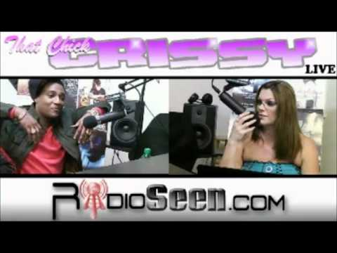 Suave interview w That Chick Crissy - RadioSEEN