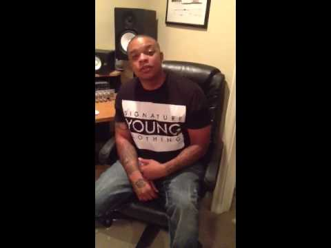 Curtis Young Dr.Dre's son St.Louis July 4th Weekend