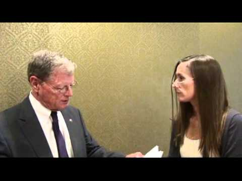 Senator Jim Inhofe, The Care Act to fight ineffective job destroying regulation