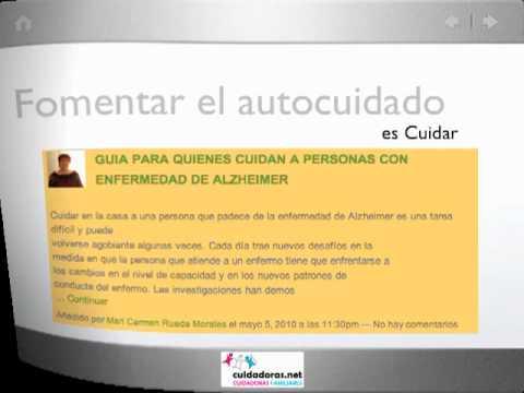 Cuidadoras.NET en I Congreso Blogosfera Sanitaria