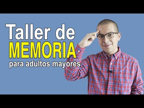 Actividades de memoria para adultos mayores - Actividades 14, 15 y 16