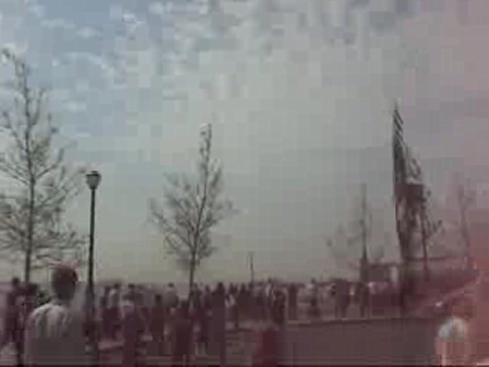 Panic on the streets - Air Force One Terrorizes NYC - 'Photo Mission' Causes Panic, Evacuations + Fear APRIL 27, 2009