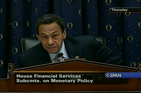 James Galbraith Testimony on FED Power Expansion - Commitee Hearing - HR 1207 Audit the FED 7-9-09