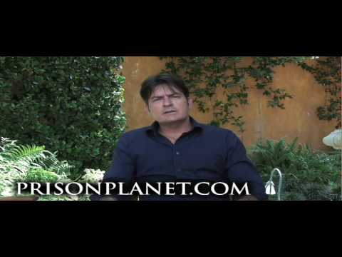 Charlie Sheen's Video Message to President Obama