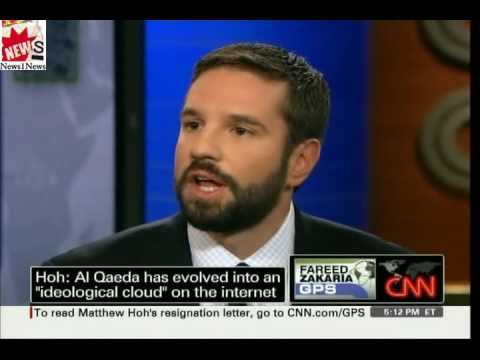 CNN Interviews Matthew Hoh Who Resigned In Protest Over Afghanistan