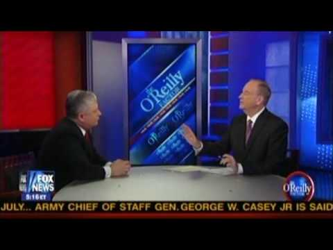 "BILL ""I DON'T CARE ABOUT THE CONSTITUTION"" O'REILLY"