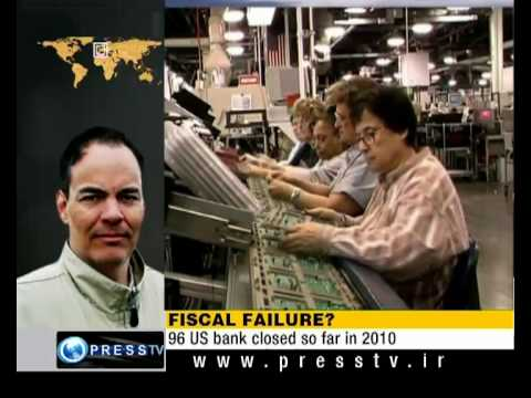 Max Keiser on Press TV's News Analysis-Fiscal Failure