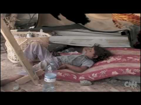 Israel Leaves 200 Children in the Desert With No Food No Water and No Shelter