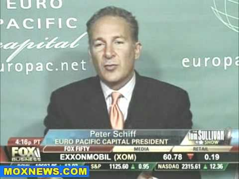 """Peter Schiff """"The Government Is Going To Get More & More Oppressive As The Economy Get Worse!"""""""