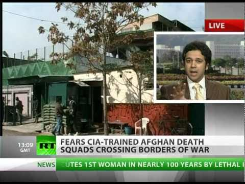RT: Afghan CIA-trained 'kill squads' now busy in Pakistan?