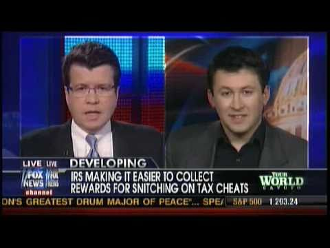 IRS Offers Rewards For Snitching On Tax Cheats