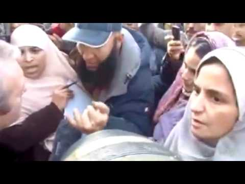 Egyptian protesters promise to destroy Israel