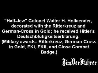NaZion Jews In Hitlers Army
