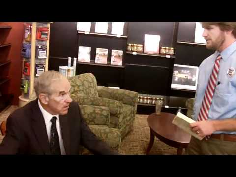 Spark a Revolution: Ron Paul at MSU Music Video