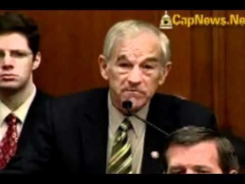 The Amazingly Accurate Predictions of Ron Paul - No Music