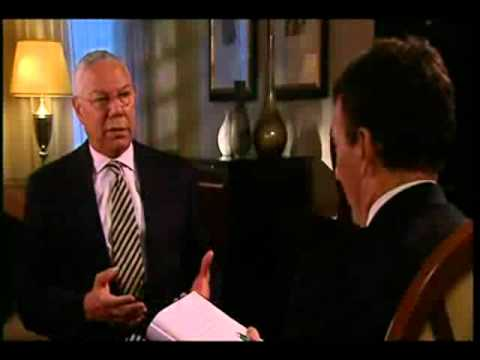 Colin Powell Interview 8 Sept 2011