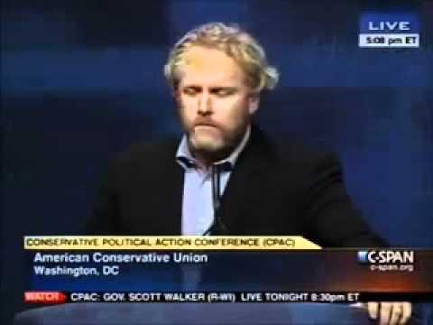 R.I.P Andrew Breitbart - The Speech That Got Andrew Breitbart Killed