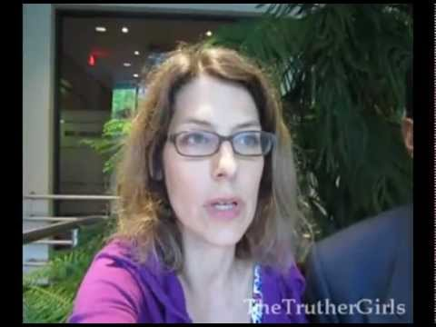 TrutherGirl Infiltrates NWO Conference!