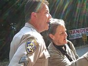 Bohemian Grove 2012 We Are Change East Bay Coverage Pt. 3