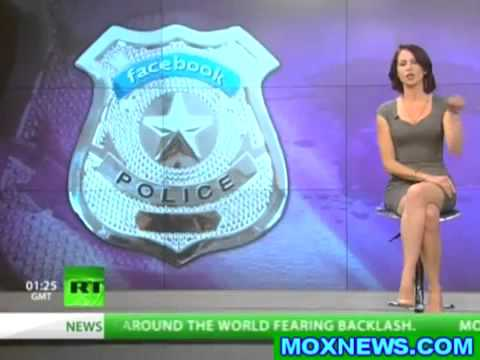 WARNING! Local Police Are Friending You Children On Facebook! (The REAL Online Predators!)