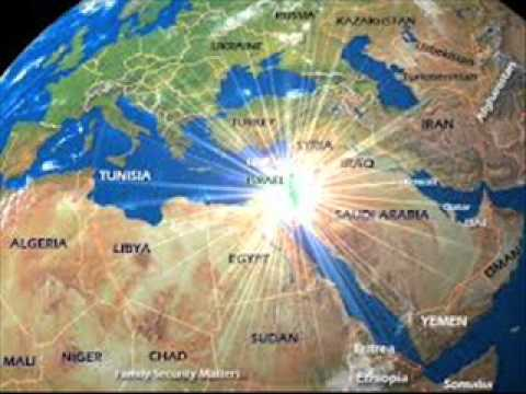 New US Study - Preparing for a Post-Israel Middle East- YOU HAVE TO HEAR THIS!!!