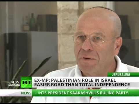 'Jewish democracy an oxymoron'